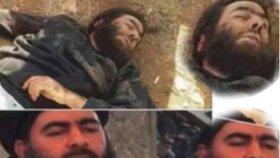 Údajný snímek mrtvého Bagdádího zveřejnila íránská televize. O jeho smrti se spekuluje