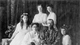 Za vraždou cara Mikuláše II. stojí bolševikové: Vládnoucí rodinu rozsekali šavlemi.