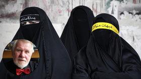 Nechtěné burky a nikáby: Po Francii zakázala zahalování žen včetně obličejů i Belgie, europoslanec Štětina by to rozšířil na celou EU.