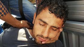 Policie identifikovala muže, který ubodal dvě turistky a čtyři včetně jedné Češky zranil, jako 28letého Egypťana.