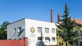 Pelhřimovský pivovar Poutník zachvátil rozsáhlý požár.