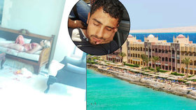 Útočník z Egypta byl napojený na Islámský stát.