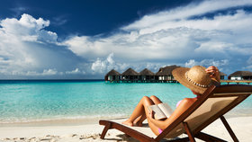 Češi na dovolené šetří (ilustrační foto)