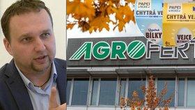 Jurečka nechce udělit známku regionální potravina vajíčkům z koncertu Agrofert.