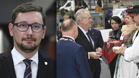 Ovčáček: Prezidentovy cesty do krajů nejsou kampaň, bude jezdit dál