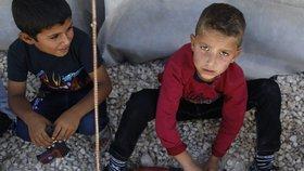 Chorvatská policie postřelila dva dvanáctileté migranty, chlapci jsou ve vážném stavu (ilustrační foto).