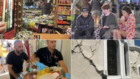 Zemětřesení hrozí v oblíbených dovolenkových destinacích. Jak se zachovat?