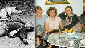 Rodina, která utíkala