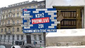 Cely StB v podzemí pražského celního úřadu. Kdo jimi prošel?