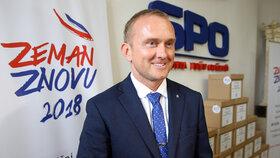 Hradní protokolář Vladimír Kruliš
