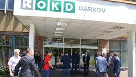 K situaci kolem OKD vznikla vyšetřovací komise ve Sněmovně
