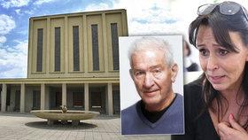Heidi Janků pohřbívá manžela: Tajný scénář rozloučení s Ivo Pavlíkem (†84)!