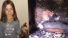 Sofinka (7) před dvěma lety přežila výbuch bytu: Vlasy jí shořely, nové darovala nemocným