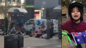 ONLINE: V Barceloně umíraly děti. Dodávka zabila holčičku (†3), další se pohřešují