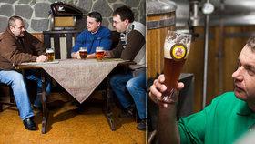 Češi patří v Evropě k těm, kteří nejvíce utrácejí za alkohol (ilustrační foto).