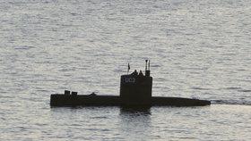 Ponorka Peter Madsen