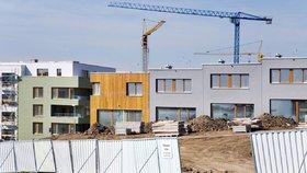 Brno chystá další bytovou výstavbu, tentokrát v Řečkovicích (ilustrační foto).