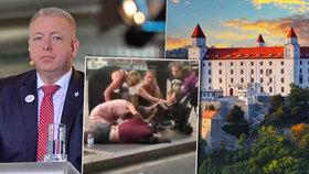 Slovensko zvyšuje stupeň ohrožení terorismem na stupeň číslo 2. V Česku beze změny.