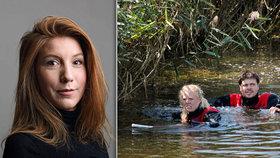 Švédská novinářka za neznámých okolností zemřela.
