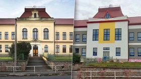 Pokud vás někdy zajímalo, jak moc se může změnit historická budova díky zateplení, tak už nemusíte, podívejte se, jak dopadla škola v Kamenných Žehrovicích