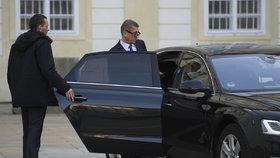 Andrej Babiš chce dál policejní ochranu. Ze zákona mu totiž po třech měsících od konce ve funkci ministra financí končí.