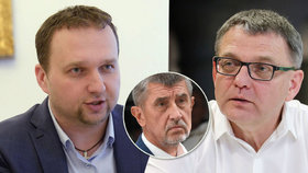 """Zaorálek (ČSSD) i Jurečka (KDU-ČSL) couvají z vládní """"nespolupráce"""" s Babišem. Zopakuje se současná koalice?"""