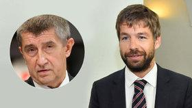 Kvůli Andreji Babišovi vyrazil ke sněmovnímu výboru Robert Pelikán.