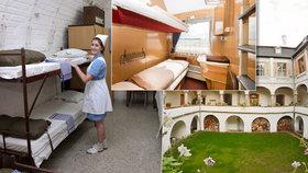 Zajímavá ubytování v Česku