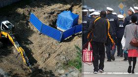 60 tisíc osob bylo evakuováno z důvodu odstranění letecké pumy.