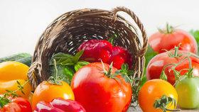 Zelenina, skvělá kombinace vítamínů a minerálů, která osvěží.
