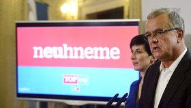 TOP 09 zahájila hlavní část volební kampaně.