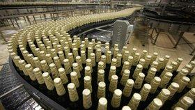 Češi patří v Evropě k těm, kteří nejvíce utrácejí za alkohol (ilustrační foto)
