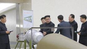 Jaderné testy režimu diktátora Kim Čong-una dál děsí svět.