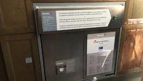 Praha 2 má na radnici zcela nový babybox.