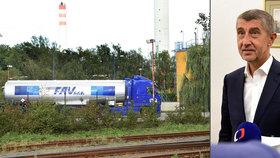 Firma FAU, která sídlí v areálu patřícího do holdingu Agrofertu, se ocitla v nahrávce, kde vystupuje Andrej Babiš.
