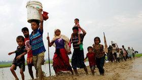 Rohingyjští uprchlíci