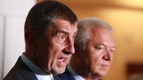Andreje Babiše s Jaroslavem Faltýnkem (oba ANO) vydali  v ČR poslanci k trestnímu stíhání. Oba se bránili, že nic neprovedli a jde o snahu ovlivnit volby