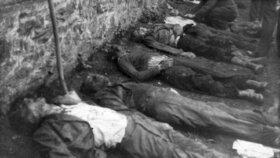Herta Kašparová byla popravena za zločiny proti lidskosti 13. září 1946