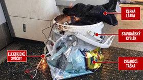 V londýnském metru byla nastražena bomba v chladicí tašce.