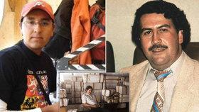 Popravili filmaře kvůli seriálu o Escobarovi?