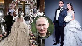 Známý Putina se ženil v Moskvě, byla to svatba roku!