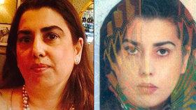 Pohřešovanou milionářku a údajnou iránskou princeznu vypátrali po půl roce na ulici v Miláně.