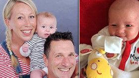 Manželé se dlouhá léta pokoušeli o miminko. Zadařilo se až po menopauze.
