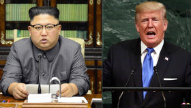 Prezident Spojených států Donald Trump vyhlásil Pchjongjangu válku, tvrdí Severokorejci. KLDR si proto vyhrazuje právo sestřelit americké strategické bombardéry i mimo severokorejský vzdušný prostor.