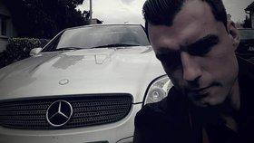 Koptík po zabavení auta od Gregorové: Už má nový mercedes! A od muže