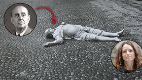 Žádná sebevražda: Spisovatelka Jandečková na 99 procent věří, že Jan Masaryk byl zavražděn.