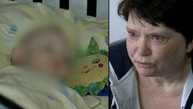 Míša (1,5) skončil s modřinami po celém těle v nemocnici: Policie už ví, co se stalo!