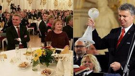 Policistou roku 2016 byl zvolen šéf pražského protidrogového oddělení, tleskala mu i Zemanová.