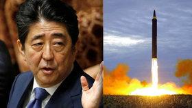 Japonský premiér Šinzó Abe plánuje rozpustit parlament.