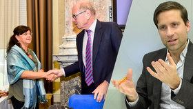 Ekonom Kovanda komentuje situaci kolem důchodů v Česku.